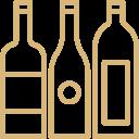 icona bottiglie di vino